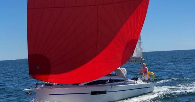 Rental Sailboat in Port du Crouesty - 61 RM 970