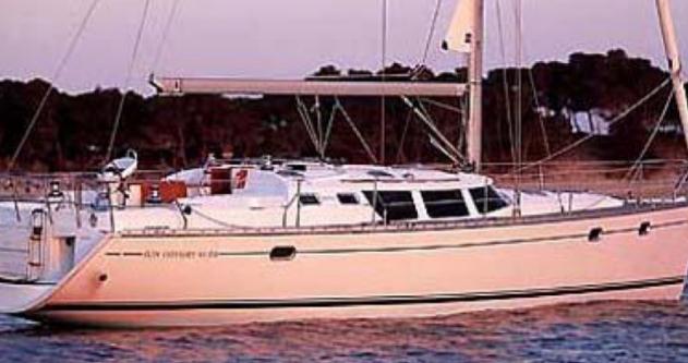 Rent a 4 Sun Odyssey 43 (4 cab) Port du Crouesty