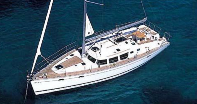 Hire Sailboat with or without skipper 4 Port du Crouesty