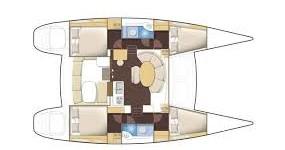 Rental Catamaran in Le Marin - 21 Lagoon 380 Premium