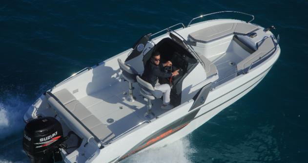 Boat rental Hyères cheap Flyer 6.6 SPACEdeck