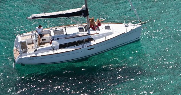 Rental Sailboat in Bandol - Bénéteau Oceanis 31