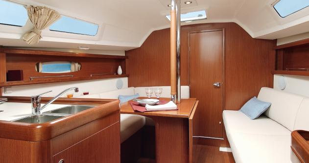 Boat rental Bandol cheap Oceanis 31
