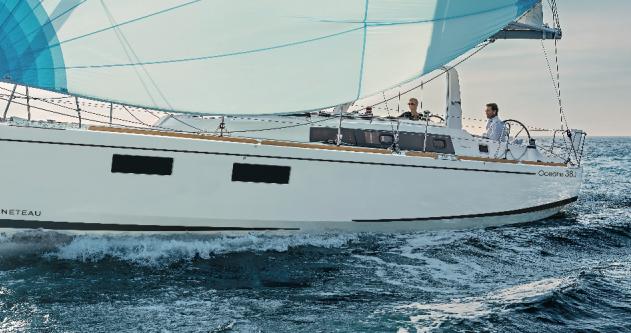 Boat rental Hyères cheap Oceanis 38.1 (2017)