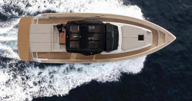 Rental Motorboat in Bandol - Pardo Yachts Pardo 50