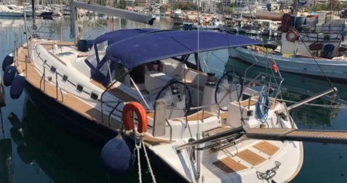 Ocean Star 56 between personal and professional Mykonos (Island)