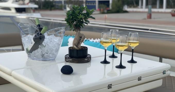 Hire Yacht with or without skipper Ferretti Ellinikó