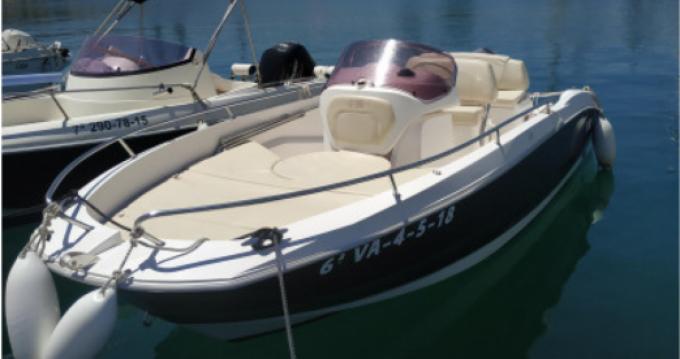 Rent a Sessa Marine Key Largo One Valencia