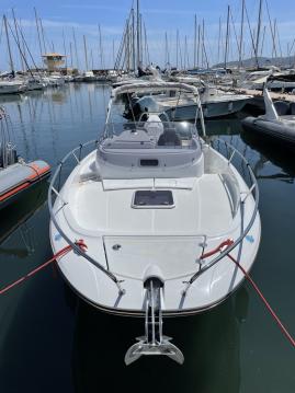 Rental yacht Le Lavandou - Jeanneau Cap Camarat 7.5 WA on SamBoat