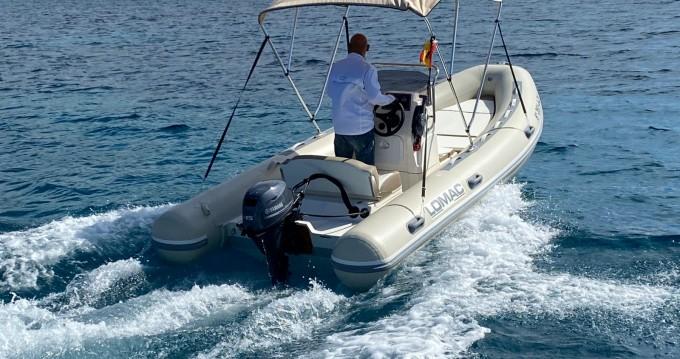 Lomac Lomac 520 OK between personal and professional Port d'Alcudia