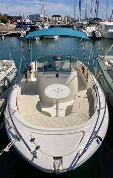 Rental yacht Port-Camargue - Jeanneau Cap Camarat 625 Luxe on SamBoat