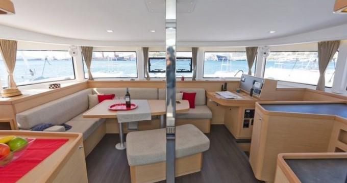 Boat rental Marmaris cheap Lagoon 42