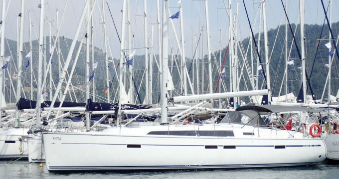 Hire Sailboat with or without skipper Bavaria Marmaris