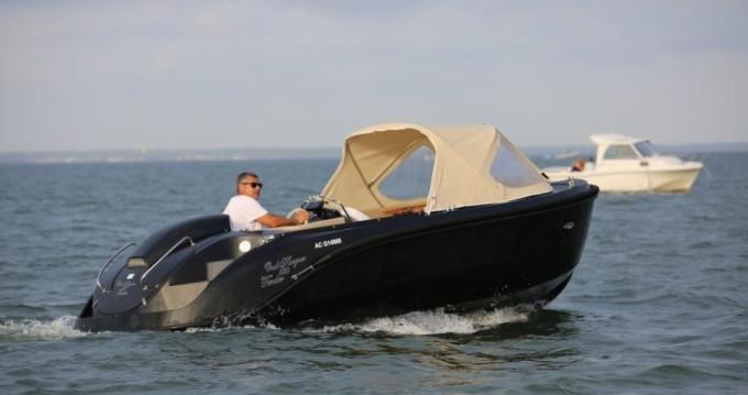 Rental Motorboat in Arcachon - oudhuijzer 580 - Électrique