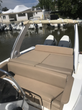 Boat rental Master Master 870 OPEN in Port Grimaud on Samboat