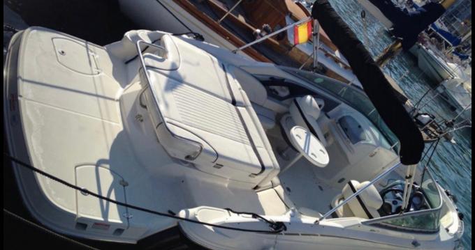 Boat rental Ibiza Town cheap MONTEREY 234FS