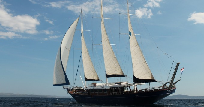 Boat rental Split cheap Gulet Barba