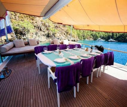 Boat rental Split cheap Gulet Sirena