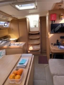 Rent a Dufour Dufour 382 Grand Large Saint-Tropez