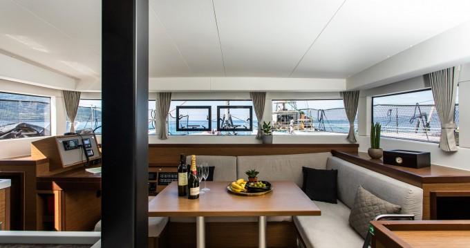 Rental Catamaran in Lefkada (Island) - Lagoon Lagoon 40