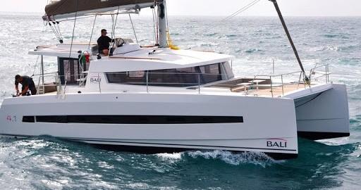 Rental yacht Lefkada (Island) - Bali Catamarans Bali 4.1 on SamBoat