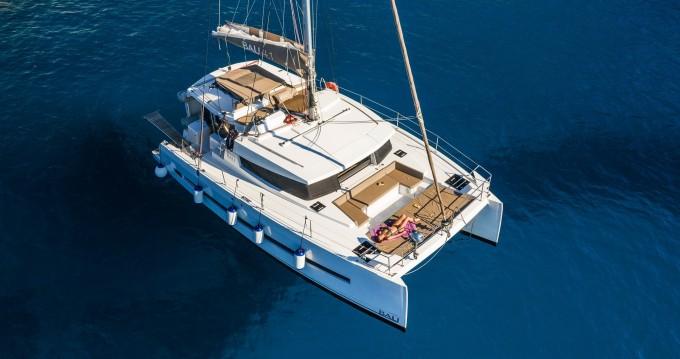 Bali Catamarans Bali 4.1 between personal and professional Lefkada (Island)