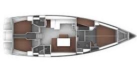 Rental Sailboat in Skiathos - Bavaria Cruiser 51