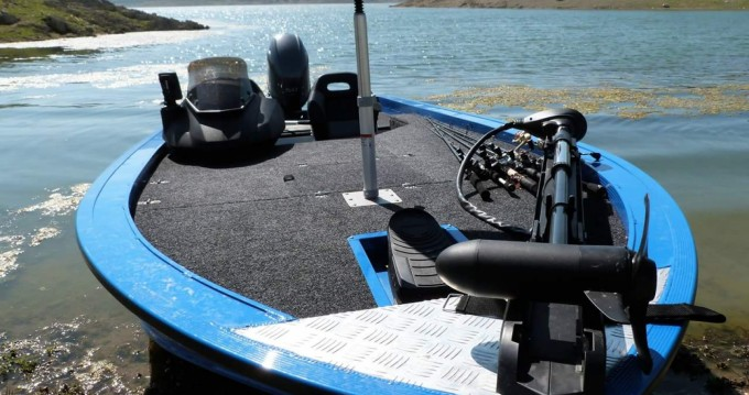 Hire Motorboat with or without skipper KIMPLE Pantano de Cijara