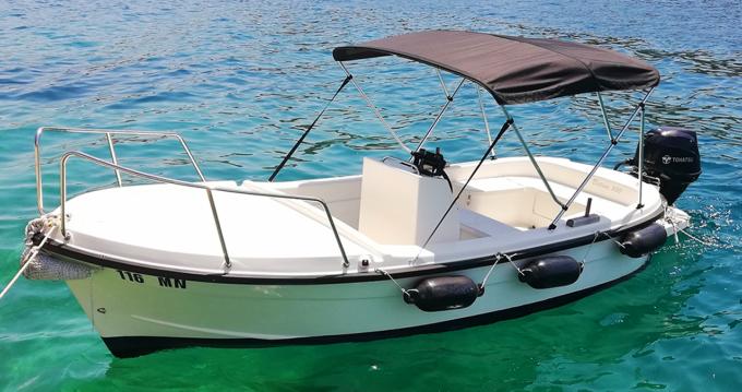Boat rental Betina Open 500 in Milna on Samboat