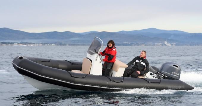 Unknown Brand Bombard Sunrider 6.50 Bombard Sunrider 6.50 between personal and professional Port du Crouesty