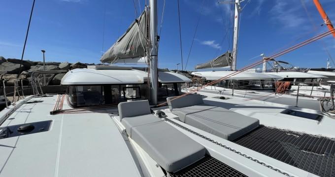 Rental Catamaran in Cogolin - Excess Excess 11