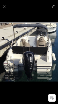 Boat rental Marseille cheap Activ 605 Sundeck