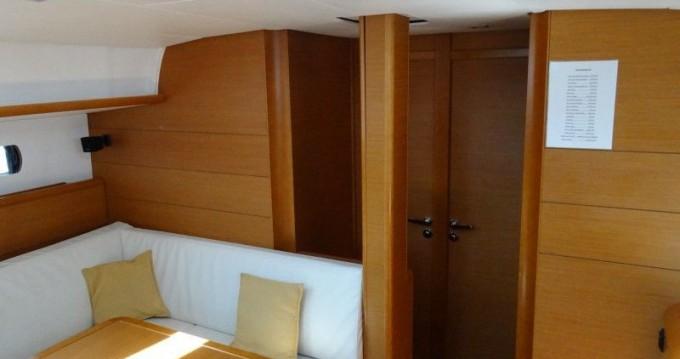 Jeanneau Sun Odyssey 469 between personal and professional Lefkada (Island)