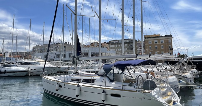 Rental yacht Zadar - Jeanneau Sun Odyssey 39i on SamBoat