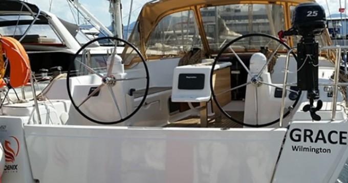 Boat rental Fethiye cheap Dufour 450 GL
