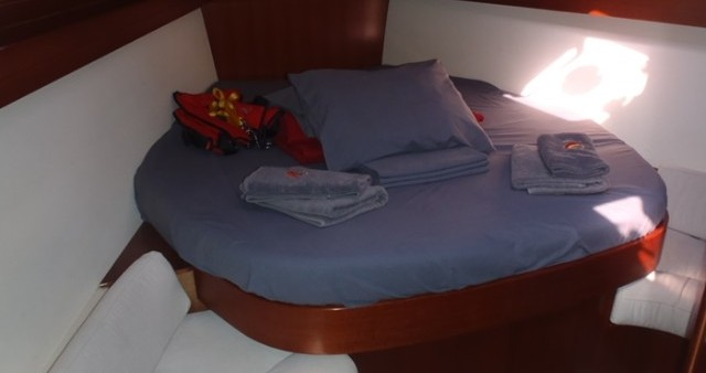 Dufour Dufour 425 between personal and professional Fethiye