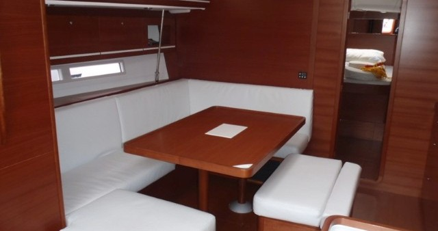Dufour Dufour 445 GL 6 pax between personal and professional Marmaris