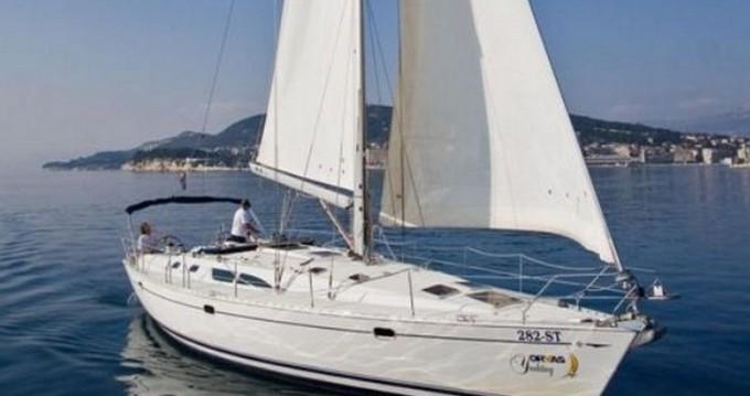 Boat rental Jeanneau Sun Odyssey 45.2 in Split on Samboat