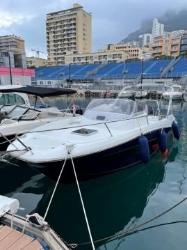 Rent a Jeanneau Cap Camarat 7.5 WA Serie 2 Monaco
