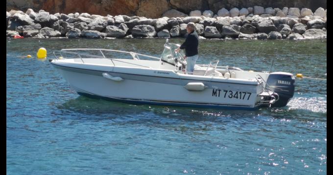 Rental Motorboat in Ensuès-la-Redonne - Jeanneau Cap Camarat 575