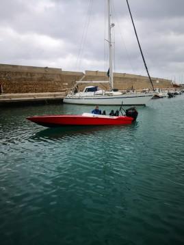 Boat rental Nitra Boats 22 Super Sport in Crotone on Samboat