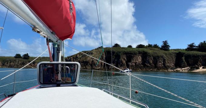 Rental Sailboat in Arzon - Gibert Marine Gib Sea 30