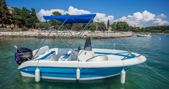Boat rental Sessa Marine Key Largo 17 in Rovinj on Samboat