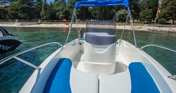 Rental yacht Rovinj - Sessa Marine Key Largo 17 on SamBoat
