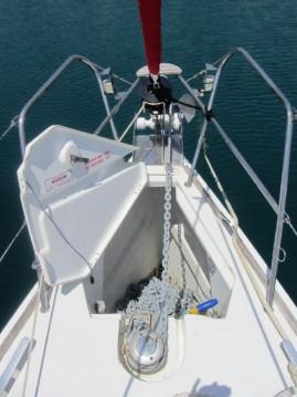Jeanneau Sun Odyssey 36i between personal and professional Lefkada (Island)