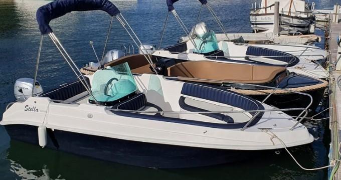Boat rental Mandelieu-la-Napoule cheap stella
