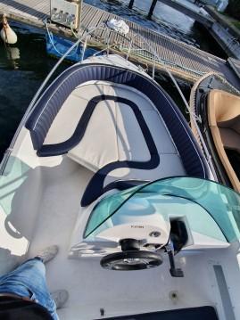 Boat rental kruger stella in Mandelieu-la-Napoule on Samboat