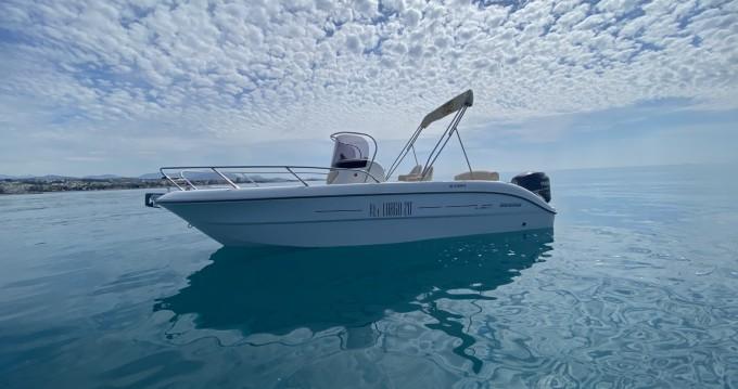Sessa Marine Key Largo 20 between personal and professional Saint-Laurent-du-Var