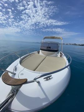 Boat rental Saint-Laurent-du-Var cheap Key Largo 20