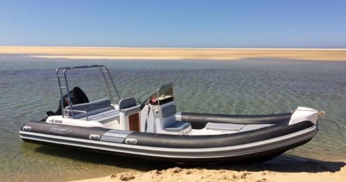 Boat rental Port de la Vigne cheap Nautica Led 680